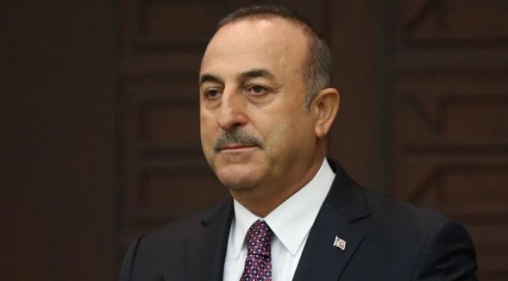 Çavuşoğlu, Tatar ve Özersay'ı tebrik etti