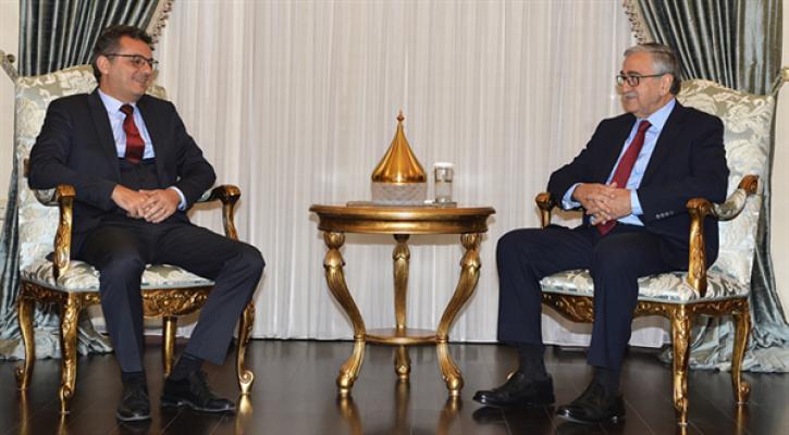 Erhürman: Görev Tatar'a verilmeli!