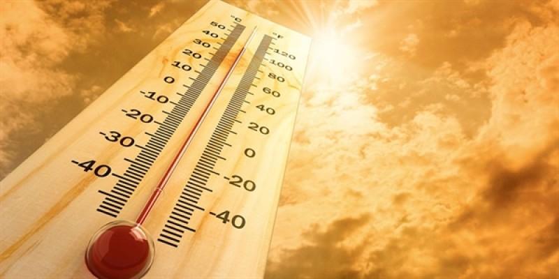 Hava sıcaklığı 39 dereceye kadar çıkacak...