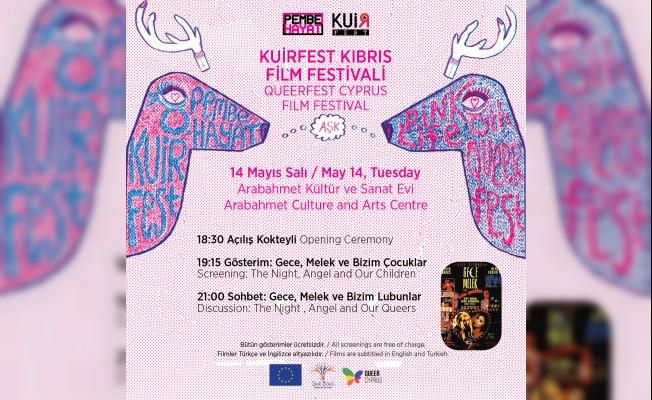 Kuirfest Film Festivali 14-17 Mayıs'ta