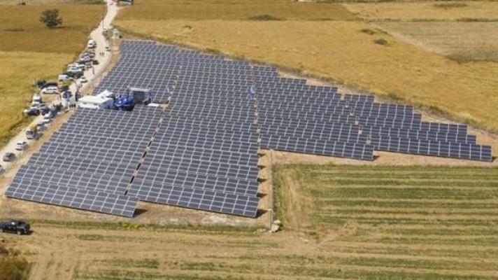 Turkcell ilk güneş enerji santralini KKTC'ye kurdu