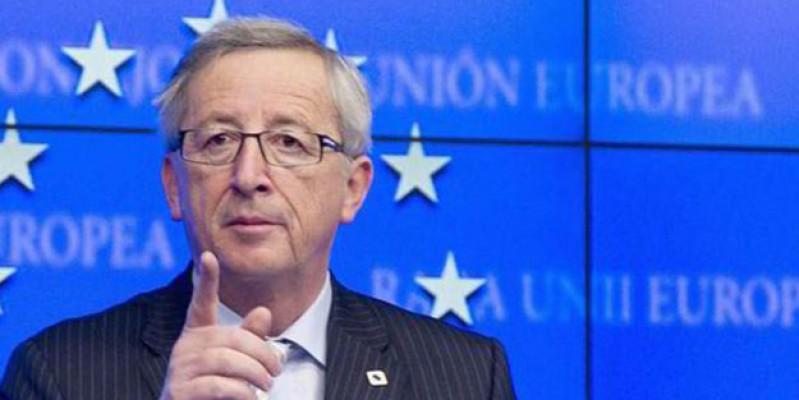 Juncker: Kıbrıs sorununun çözümünü başaramadık...