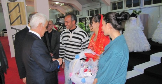 7. Düğün ve Evlilik Hazırlıkları Fuarı açıldı