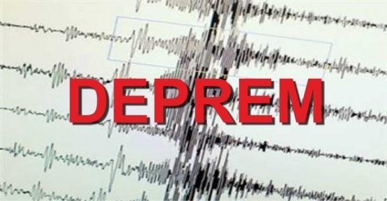 8,0 büyüklüğünde deprem