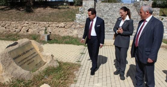 Ankara Çağlayan Parkı'nın ismi değişecek!