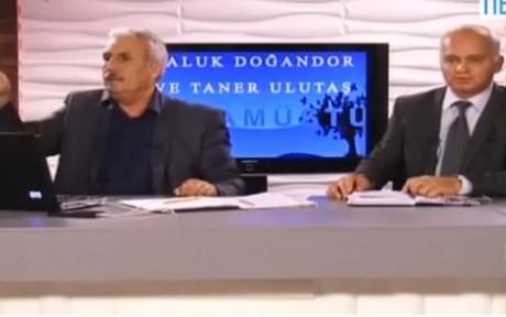 AS TV'Yİ BASTILAR
