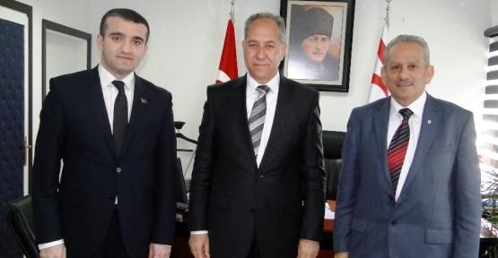 "ATASAYAN: ""AZERBAYCAN HALKIYLA KARDEŞİZ"""