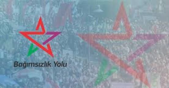 BAĞIMSIZLIK YOLU'NDAN POLİSE ELEŞTİRİ