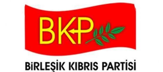 "BKP, ""GEÇİCİ"" İSTİHDAMLARI PROTESTO ETTİ"