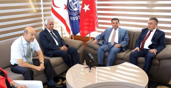 """""""BUN'NIN KKTC'YE KATKISI ÇOK ÖNEMLİ"""""""