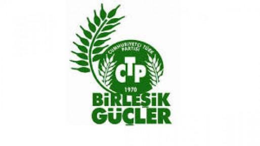 CTP-BG 'AKINCI' DEDİ
