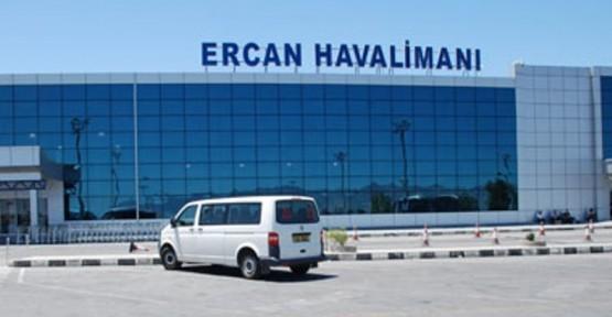 Ercan'da büyük vurgun
