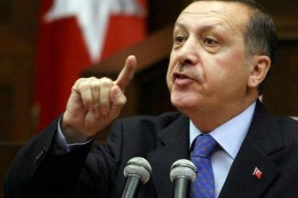 Erdoğan: Güney Kıbrıs diye bir ülke yok!