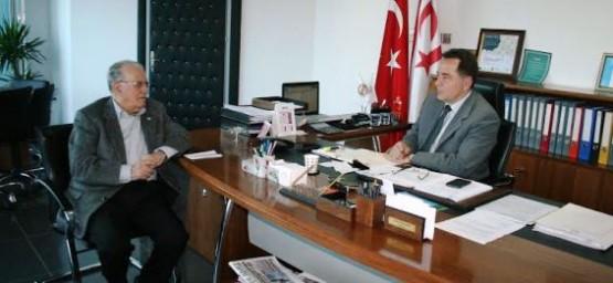 Fellahoğlu, Atun ile Başkent'i konuştu