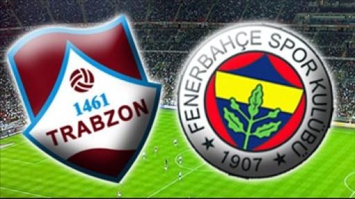 Fenerbahçe ve 1461 Trabzon kozlarını paylaşıyor