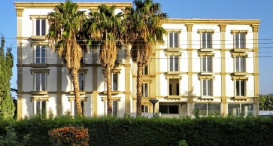 Girne Üniversitesi Konuk Evi Hizmete Giriyor