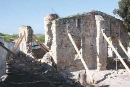 GÜNEY'DE CAMİ'YE SALDIRI