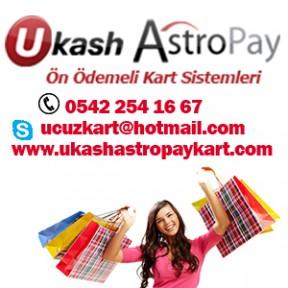 Güvenli Ukash ve Astropay Kart Satışı