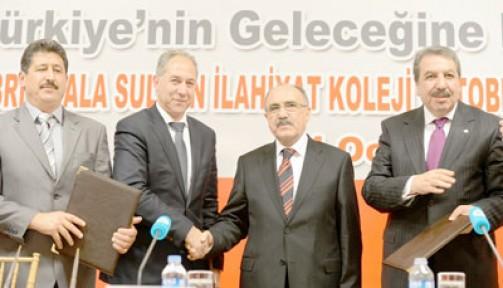 Hala Sultan ve Fetullah Gülen!