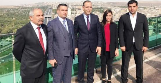 HARMANCI'NIN TALEBİ UCLG-MEWA'DA OLUMLU KARŞILANDI