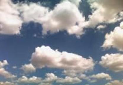 Hava hafta sonu parçali bulutlu gelecek hafta boyunca açik az
