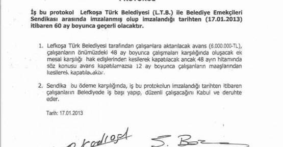 İŞTE BES'İN İMZALADIĞI GİZLİ PROTOKOL!