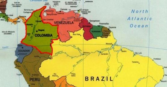 Kolombiya'da 7,9 büyüklüğünde deprem