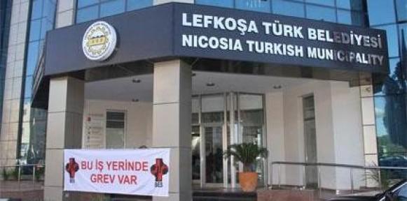 LEFKOŞA TÜRK BELEDİYESİ MECLİSİ TOPLANDI