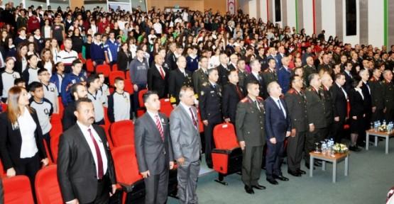 LEFKOŞA'DA ATATÜRK'Ü ANMA PROGRAMI DÜZENLENDİ