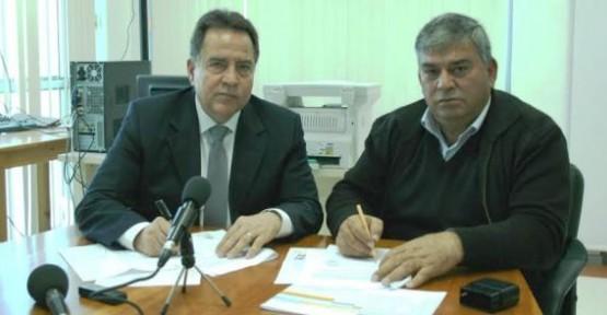 LTB'de KAnalizasyon ihalesi imzalandı