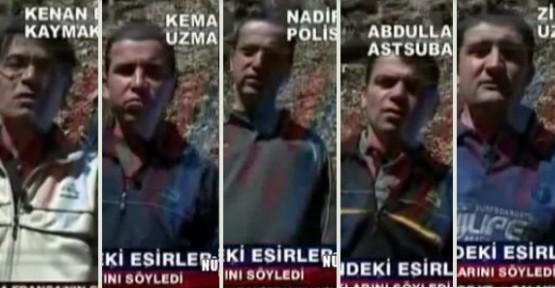 PKK elindeki kaymakam, polis ve askerleri bırakacak'