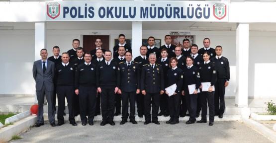 POLİS MENSUPLARINA HİZMET İÇİ EĞİTİM