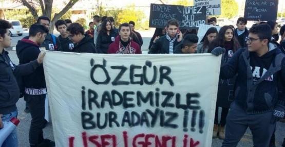 """""""SENDİKALAR SUSSUN GENÇLER KONUŞSUN"""""""