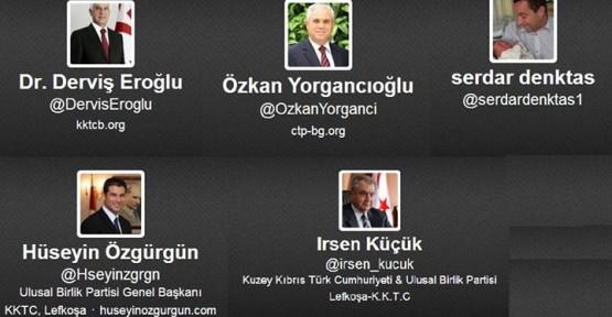 Siyasilerin Twitter Karnesi