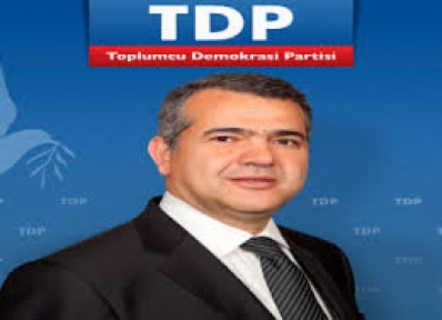 TDP'DEN ERK'E ELEŞTİRİ!