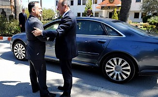 Ataoğlu Sivil Savunma Teşkilatı'ndaydı...