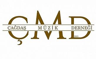 Çağdaş Müzik Derneği'nin yeni binası hizmete açılıyor.