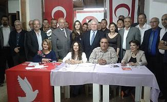 TKP Yeni Güçler Girne İlçe Kongresi yapıldı