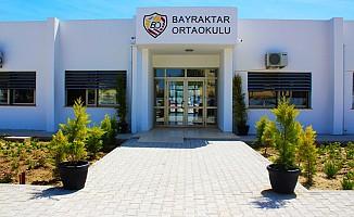 Bayraktar Ortaokulu yeni binasına taşınıyor