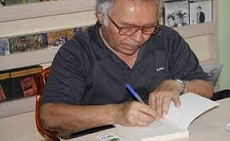 Tolgay'ın kitap tanıtım ve imza kokteyli