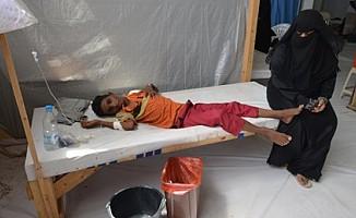 Yemen'de koleradan 233 kişi hayatını kaybetti