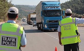 İstanbul'da 60 rüşvetçi trafik polisi tutuklandı