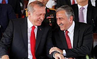 Akıncı'dan, Erdoğan'a mesaj...