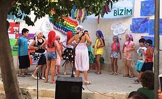 Baraka yaz kursları sona eriyor