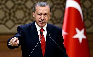 Erdoğan Müslümanlara çağrı yaptı...