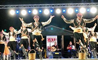 KKTC Sırbistan'daki halk dansları festivalinde temsil edildi