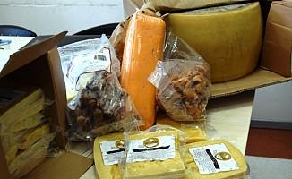 Cyprofresh Gıda Deposu mühürlendi