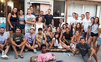 """DAÜ AEGEE'nin """"Yaz Üniversitesi"""" etkinliği tamamlandı"""