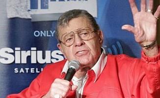 Jerry Lewis hayatını kaybetti!