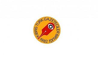 Kıbrıs Türk Gazeteciler Birliği tepki gösterdi...